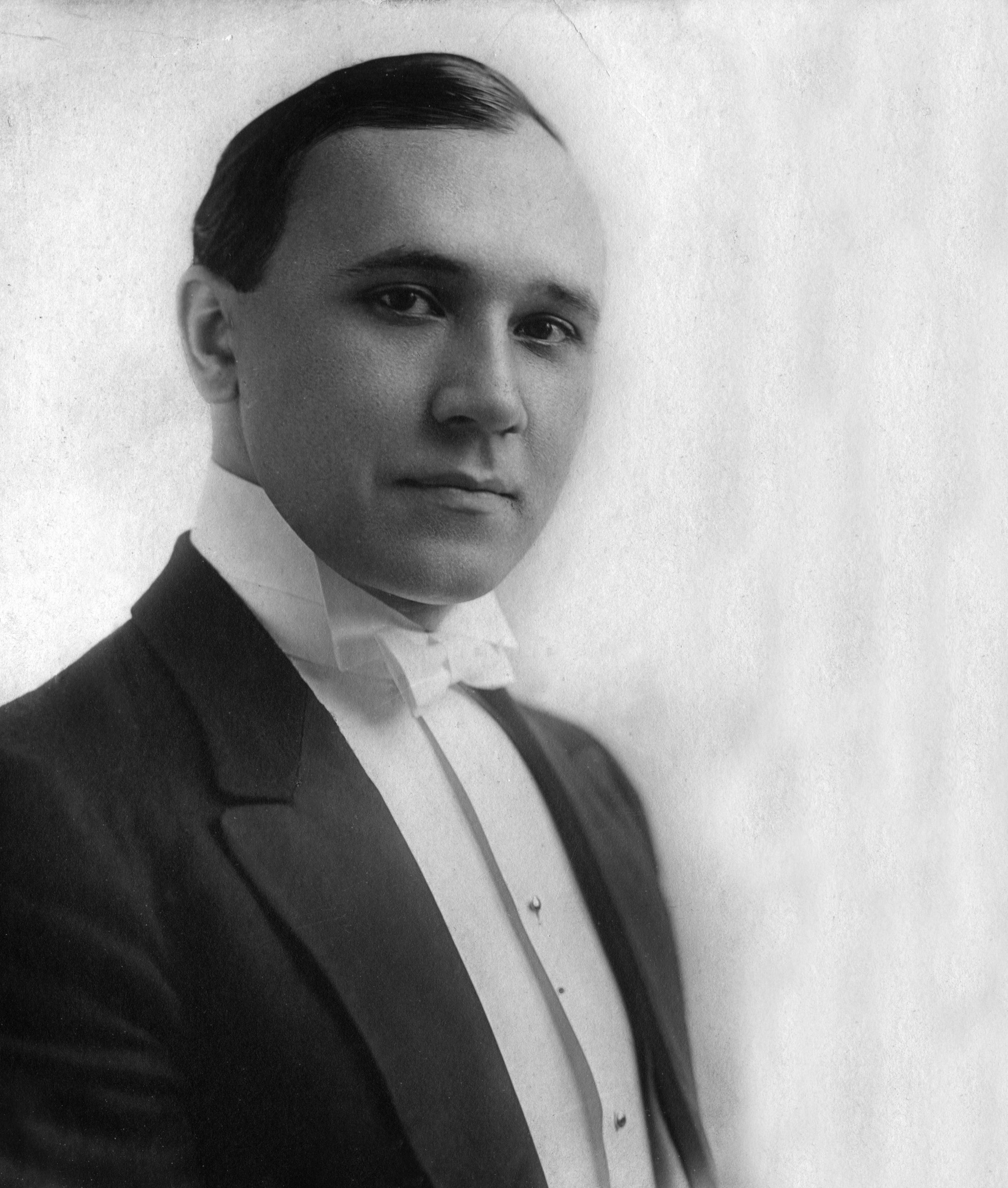 Composer Eustasio Rosales