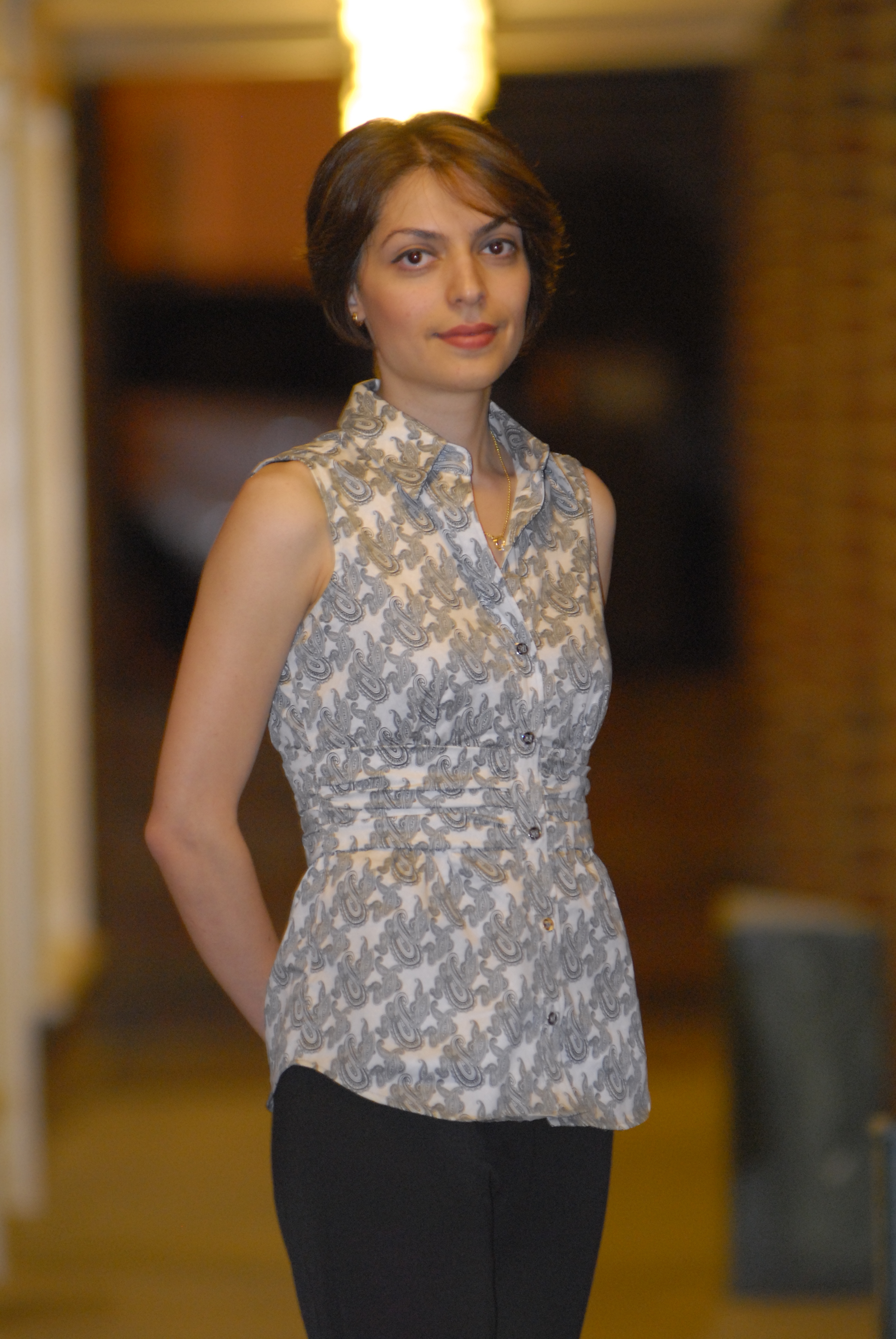 Composer Parisa Sabet